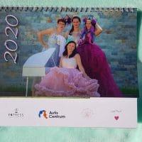 Charitativní kalendář 2020